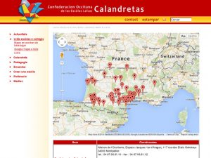 map calendreta